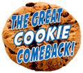 The Great Cookie Comeback-Wally Amos Documentary Logo